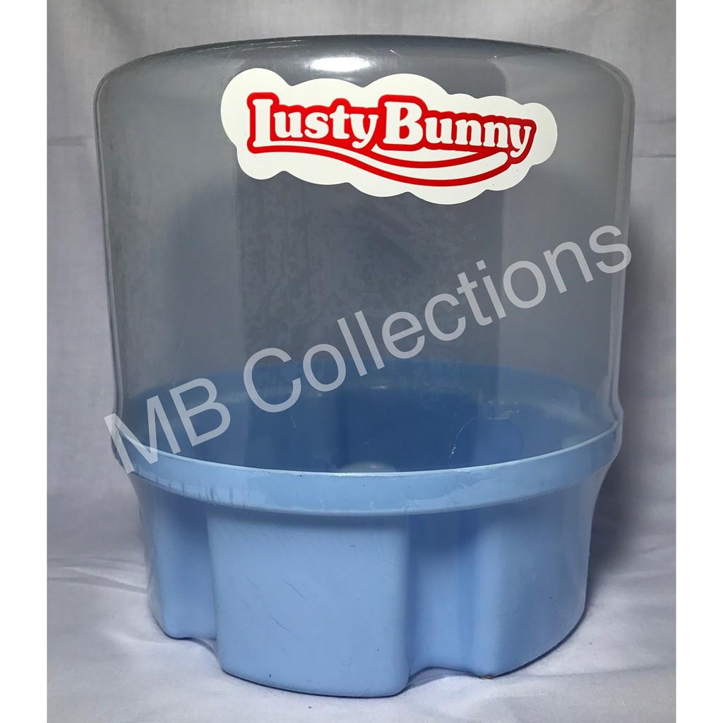 Lusty Bunny Parcel Kontainer Tempat Menyimpan Botol Susu Bayi Bk2005 Bedak Powder Case Plus Soap Biru Muda Bk2001 Pink Shopee Indonesia
