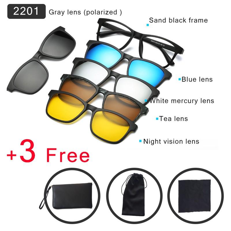 Kacamata Hitam Klasik Pria 5512 Retro Sunglass Vintage Lensa Polarized  520272f695