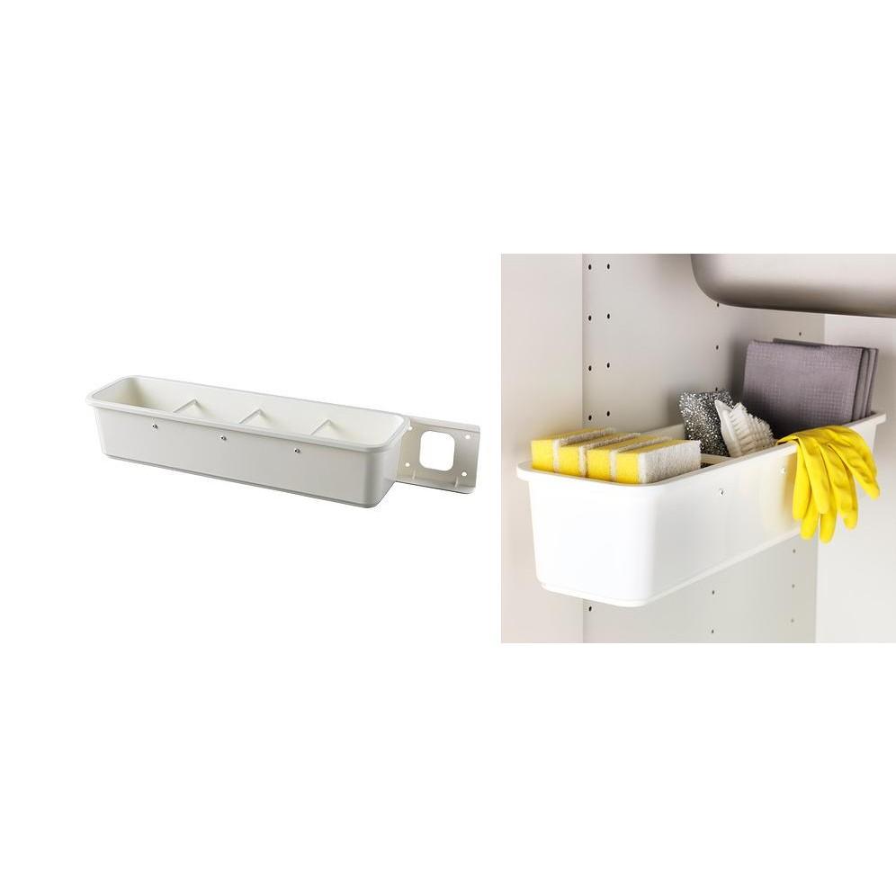 Ikea Variera Alas Laci Drawer Mat Transparan 1504x504cm Kotak Serbaguna 34x24 Cm Putih Shopee Indonesia