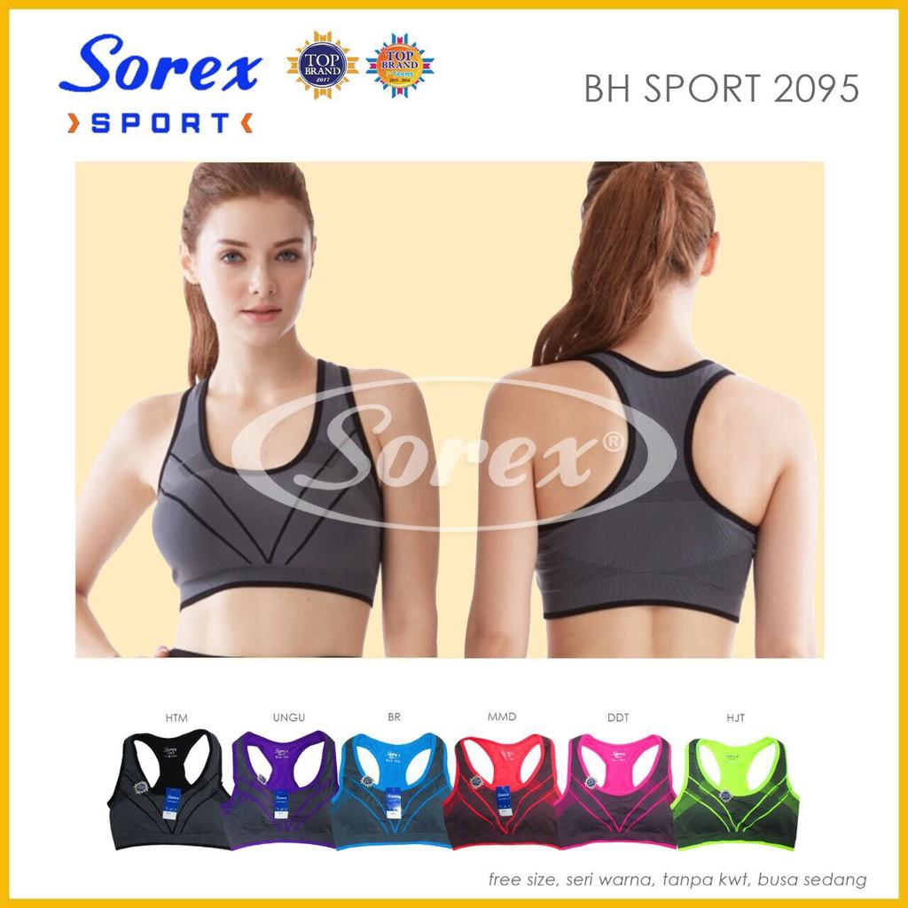 5df051bcfe1f5 Bra bh Sport olahraga wanita 2095 Sorex