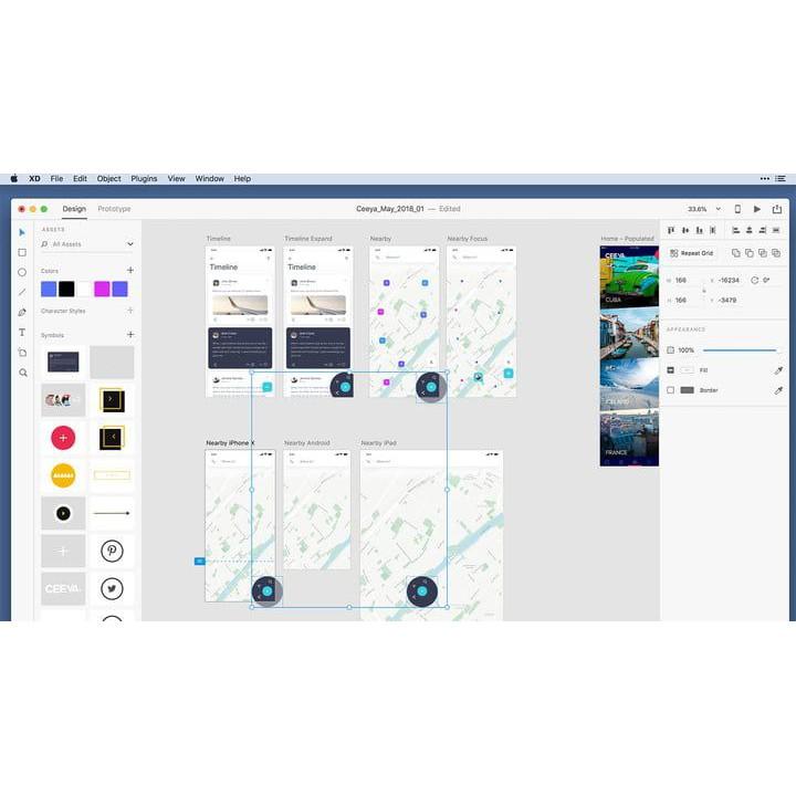 Adobe XD CC 2020 | Shopee Indonesia