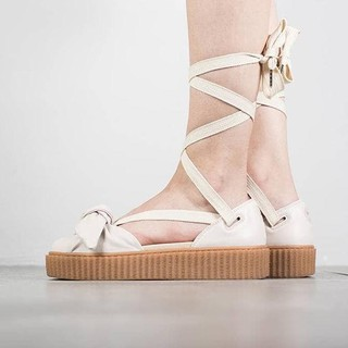 Kualitas Terbaik Puma x Fenty Rihanna Bow Creeper Sandals DISKON ... cf22c595e2