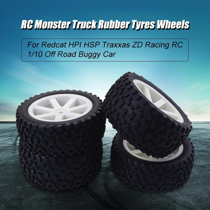 Tamiya RC Car Wheels and Tyres