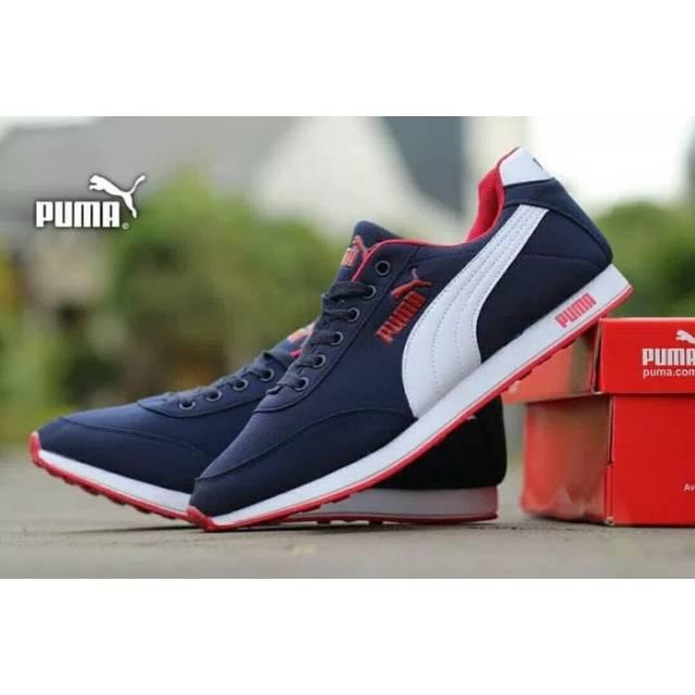 Sepatu Puma Easy Rider Sneakers Olahraga Kasual Pria Sport Running Lari  Jogging Santai Murah  b69b02ac39
