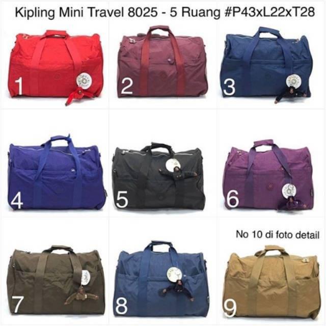 Tas Wanita Travel Bags Kipling Art Medium Original  1569eff9d8