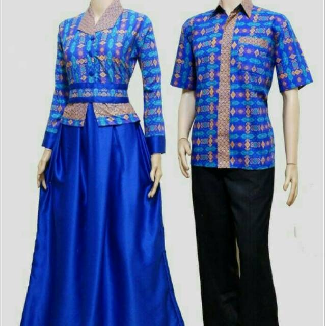 Baju Couple Katun Kombinasi Satin Velvet Shopee Indonesia