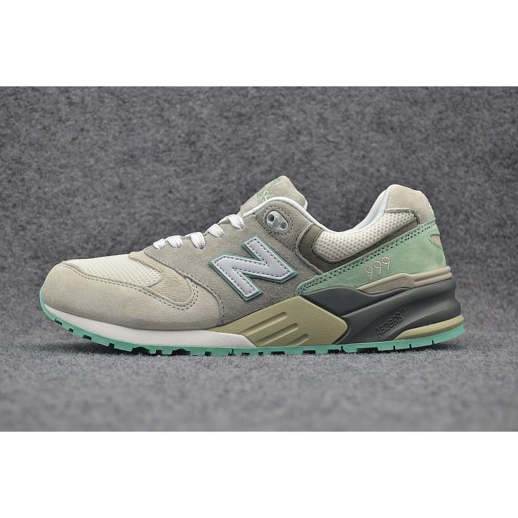 Sepatu Model New Balance NB999 Sport Warna Abu-Abu Ukuran 36-44 untuk Pria    Wanita  45499e6d2b