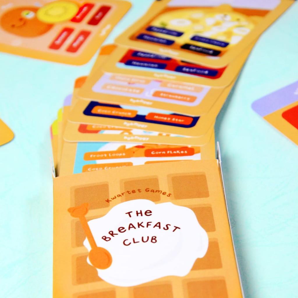 BOBOLOGY (Kartu Kwartet Game Mainan) – Bobology Playing Card