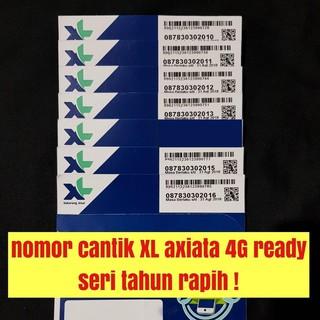NOMOR CANTIK XL AXIS AXIATA KARTU PERDANA. Source · suka: 3
