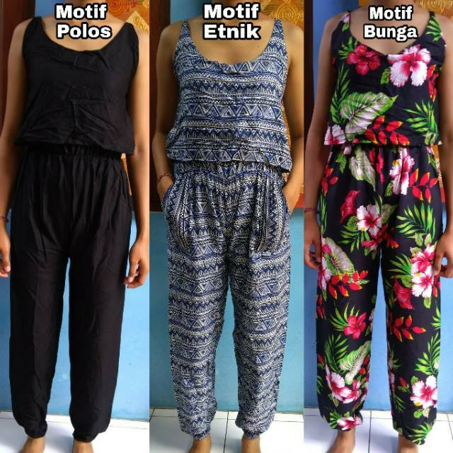 94 Contoh Baju Bali Jumpsuit Paling Bagus