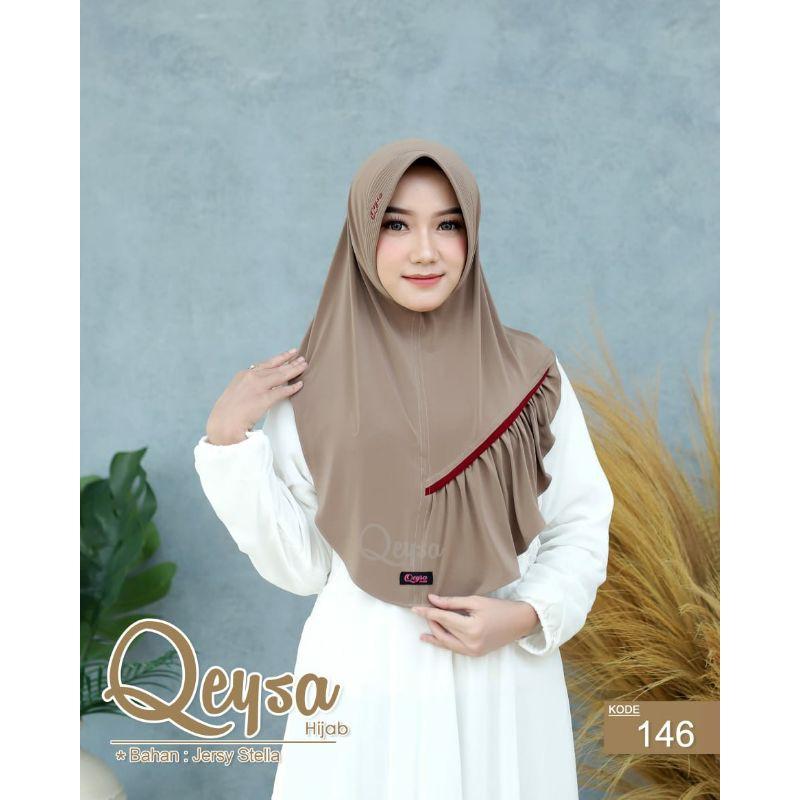 Qeysa hijab Original / Qeysa hijab kode 146 / jilbab qeysa