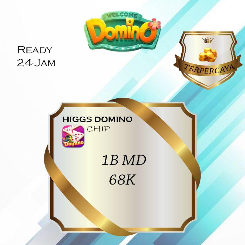 CHIP UNGU HIGGS DOMINO ISLAND - CHIP MD AGEN RESMI