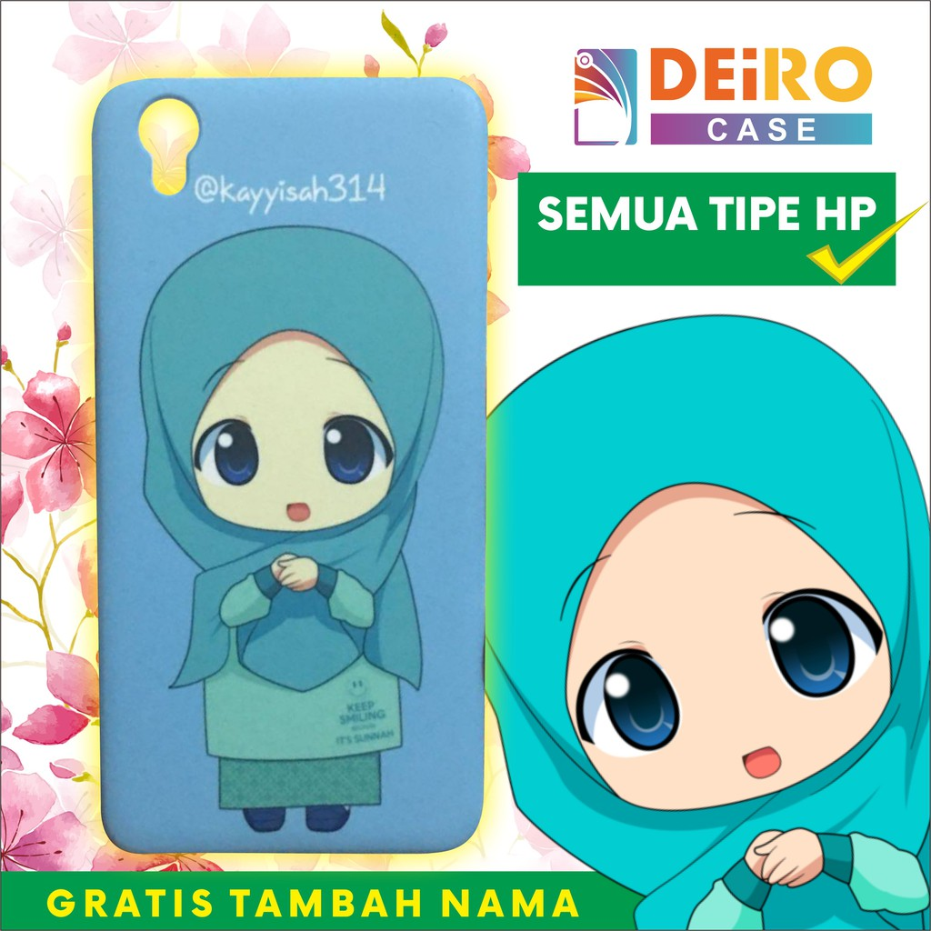 CASING HP MUSLIMAH LUCU All Type HP