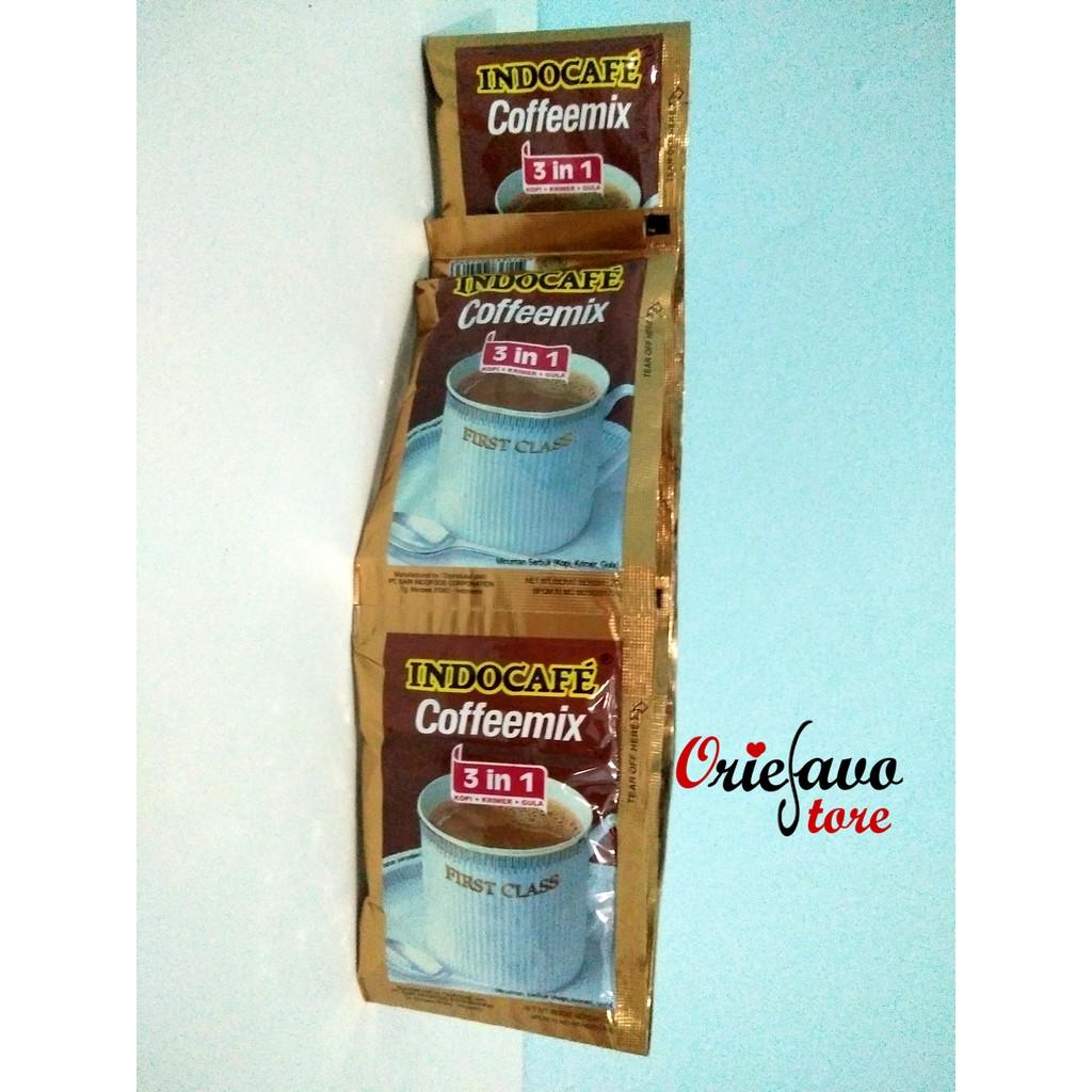 Indocafe Coffemix Netto 20gr X 10bks Shopee Indonesia Kapal Api Grande White Coffee With 1 Gtg