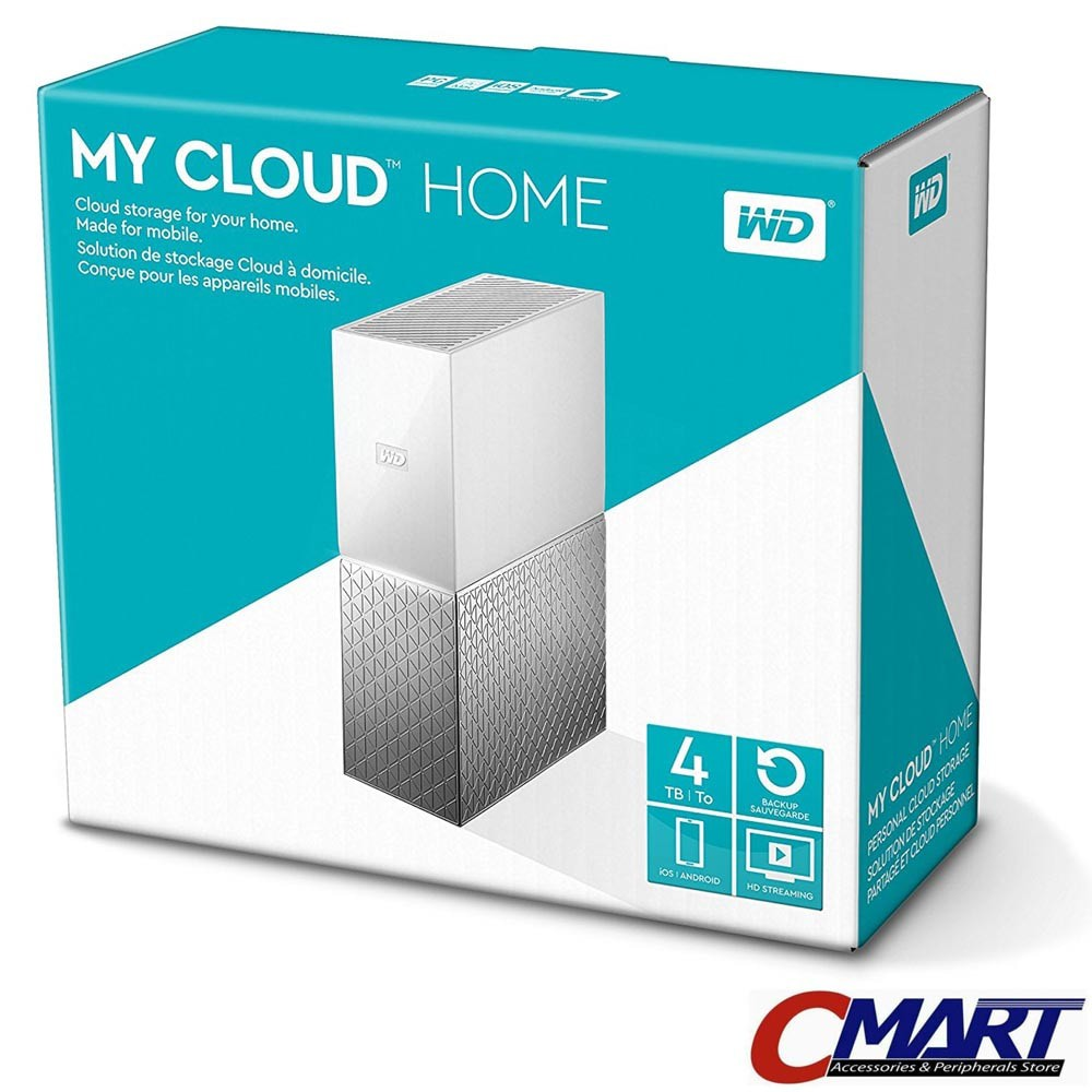 Wd My Cloud Home 3tb Mycloud Hdd Hardisk Harddisk External Eksternal Passport Ultra Usb 30 Garansi Resmi 3 Tahun Shopee Indonesia