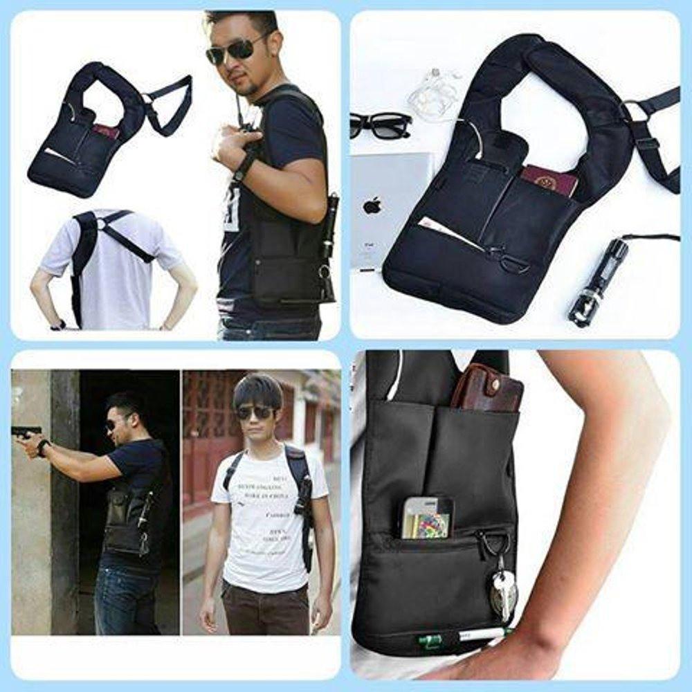 Dijual Tas gadget Tas polisi multifungsi tas FBI kualitas import premium RECOMMENDED Murah   Shopee Indonesia