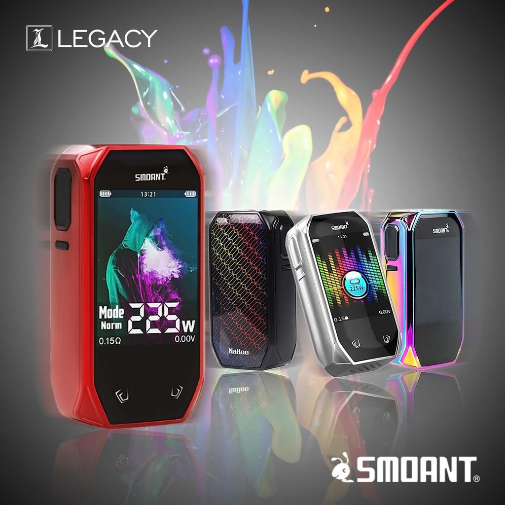 Home Living Smoant Daftar Harga Desember 2018 Maxtron Mg 361 Ello Handphone Mod Authentic Naboo 225w Tc