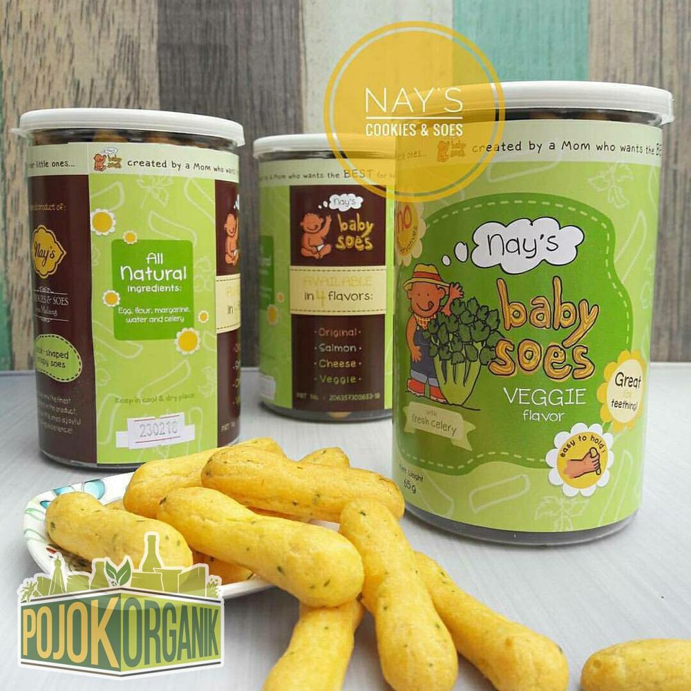 New Snack Bayi Yummy Bites 123 Cemilan Mpasi Sehat Bergizi Praktis 50gr Biskuit Baby Rice Crackers Makanan Aneka Rasa Buah Enak Shopee Indonesia