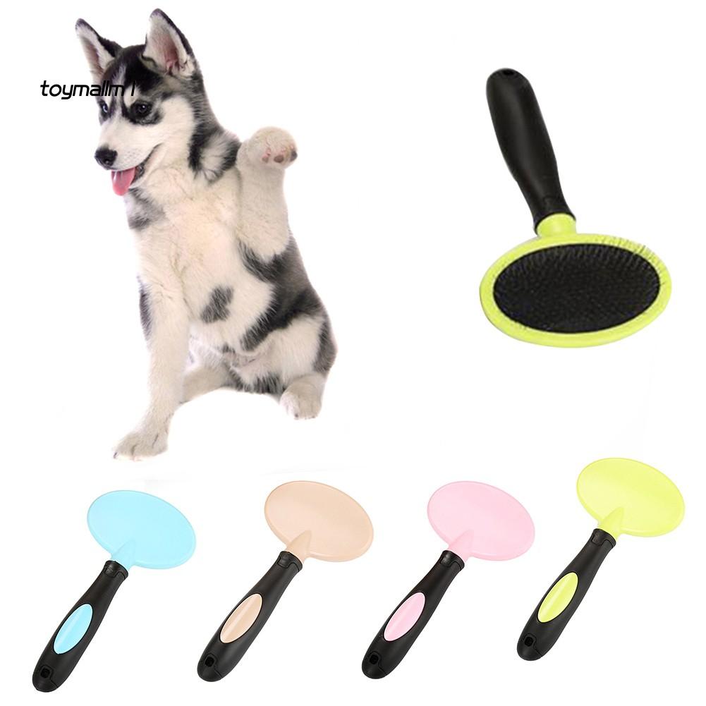 Tyml Sisir Grooming untuk Grooming Anjing / Kucing