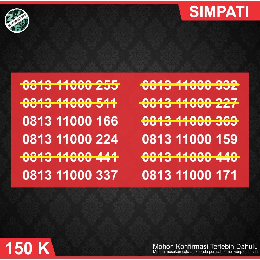 Telkomsel Simpati Nomor Cantik 0812 1818 606 Daftar Harga Source · Nomor Cantik Simpati