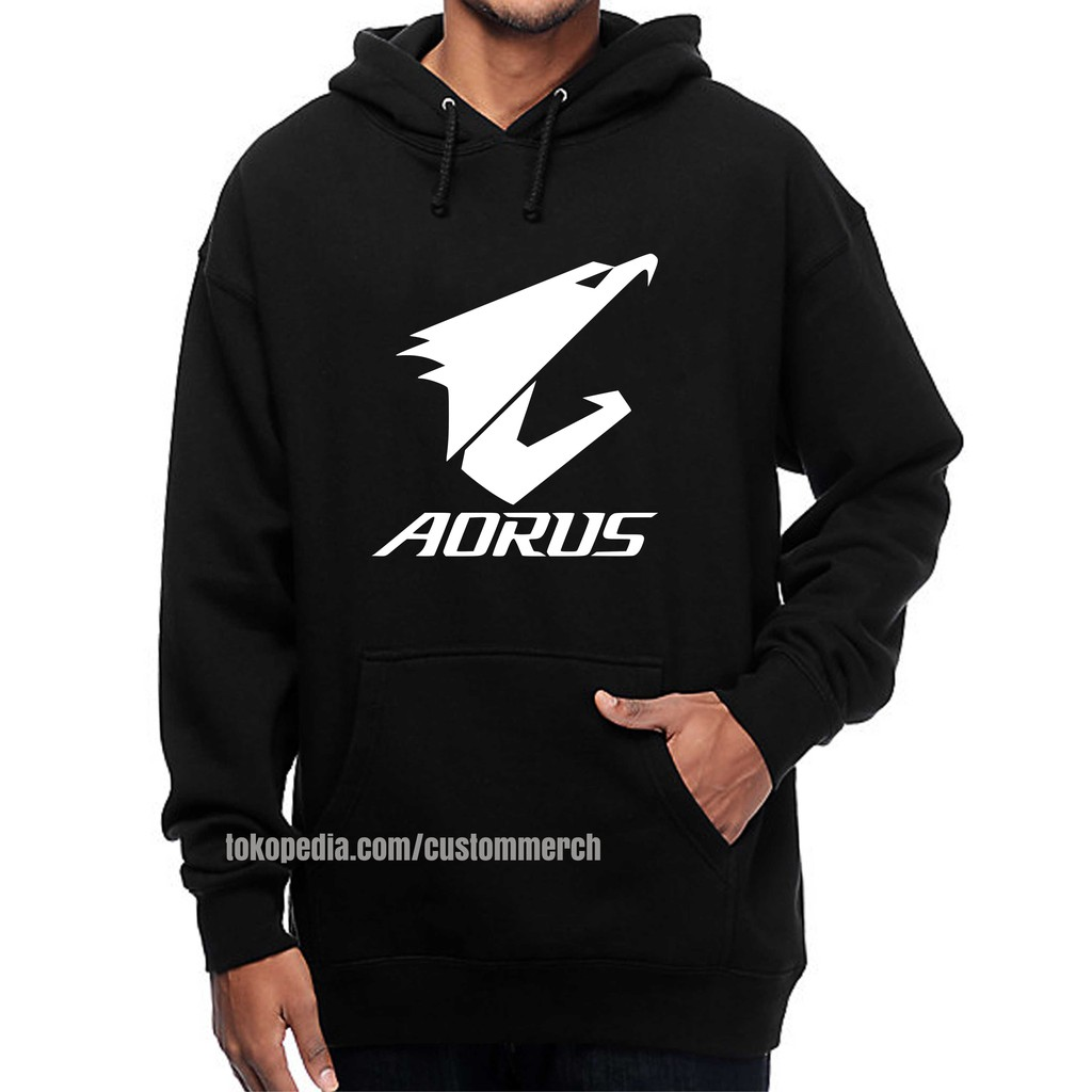 SWEATER JUMPER GAMERS AORUS 02