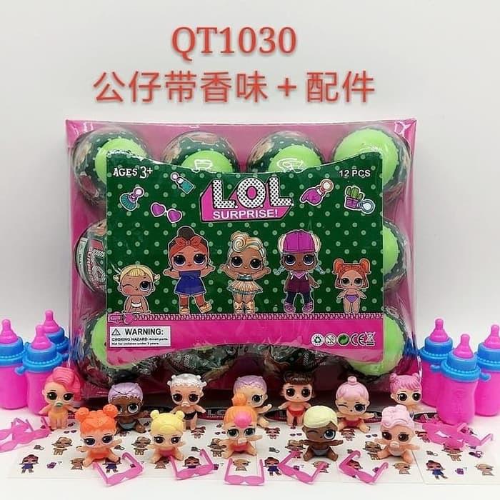 Os186 Surprise Egg Hello Kitty Terbaru Dan Terlucu Topper Cake Kue