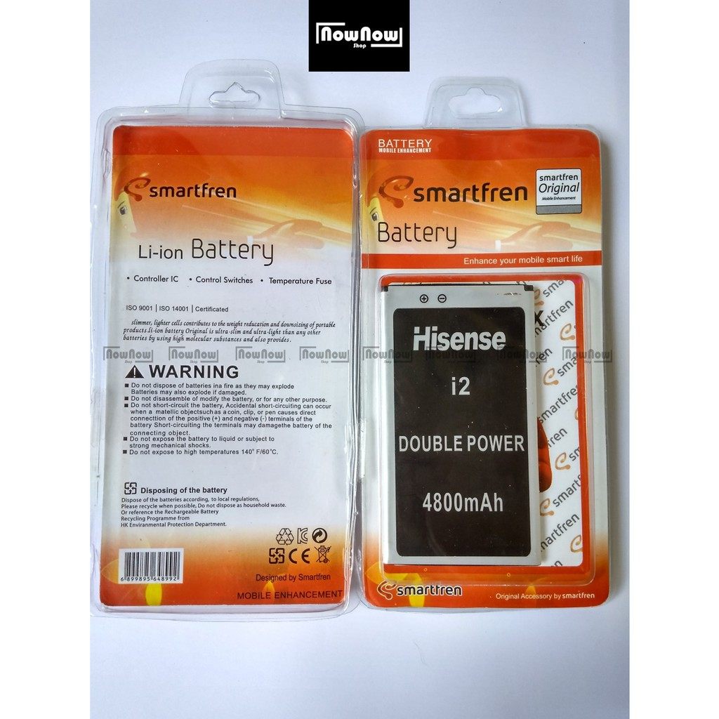 Baterai Modem Smartfren Andromax Mifi M3y M3s M3z Original Double Battery Log On Power Batre H15418 Shopee Indonesia