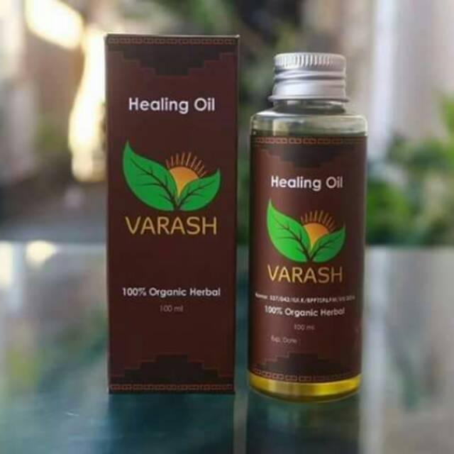 Minyak Varash Classic 100 ml ORIGINAL