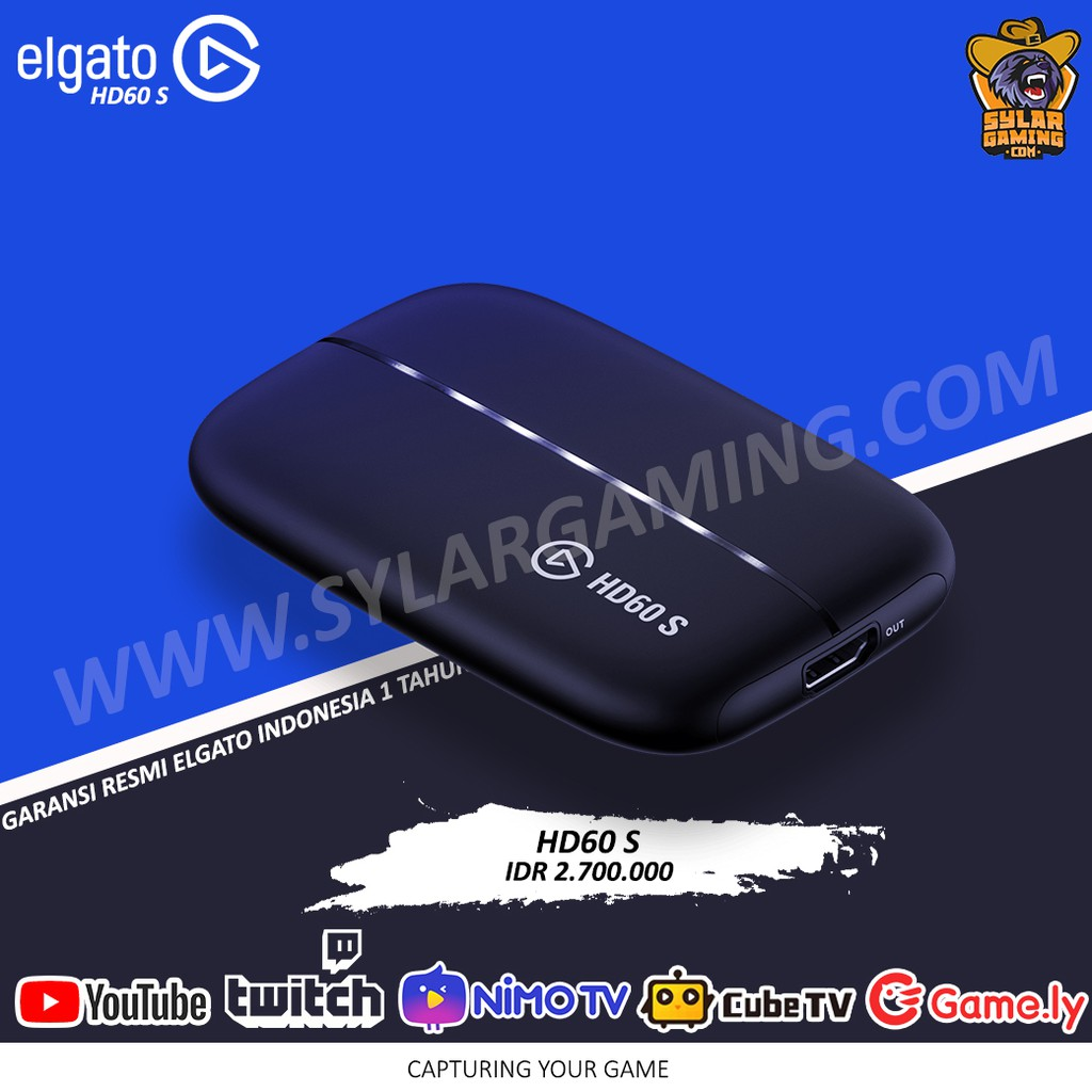 Elgato HD60S Game Capture