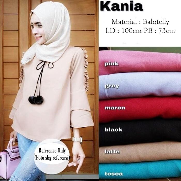 Kania Blouse  66321d700a