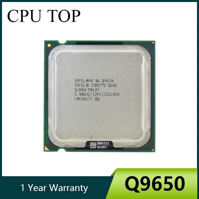 Intel Core 2 Quad Q9550 Processor 2.83GHz 1333MHz 12MB LGA 775 CPU OEM