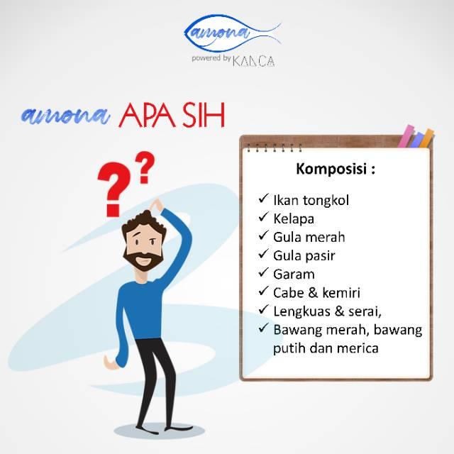 Amona Abon Ikan Tongkol Shopee Indonesia