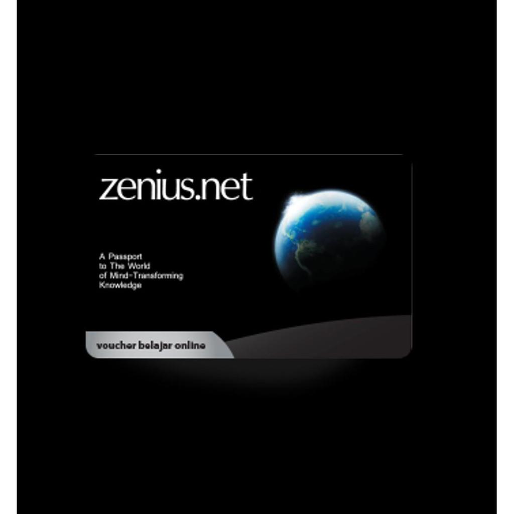 Promo Voucher Zenius Net 9 Bulan Berkualitas Shopee Indonesia