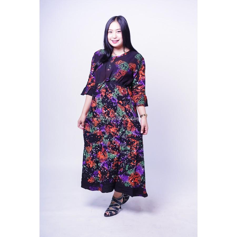 Dress Baju Hamil Fashion Muslim Gamis Temukan Harga Dan Penawaran