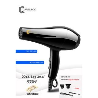 Promo 800W Baru Anion Beauty Salon Haircare hot wind Pengering Rambut Ionik hairdryer beli 1gratis 4 thumbnail