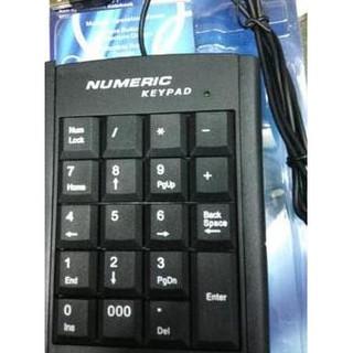 Perbandingan harga TERMURAH 2019!! KEYBOARD NUMERIK USB / KEYBOARD ANGKA ,., lowest price - only Rp48.416