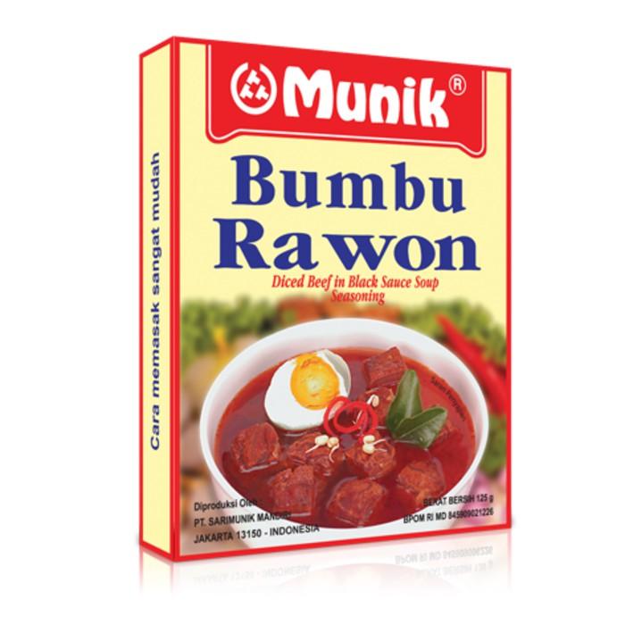 Bumbu Instan, merk Machmudah, Bumbu Jadi Mahmudah, Rendang, Rawon, Soto, Semur   Shopee Indonesia