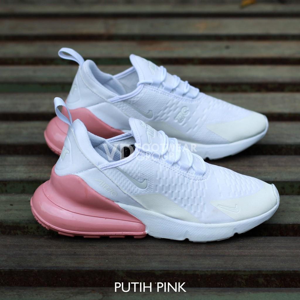 Sepatu Fila White Ladies Sneakers Fashion Cewek Cewe Sport Putih Amazara Evelyn 36 Women Shopee Indonesia