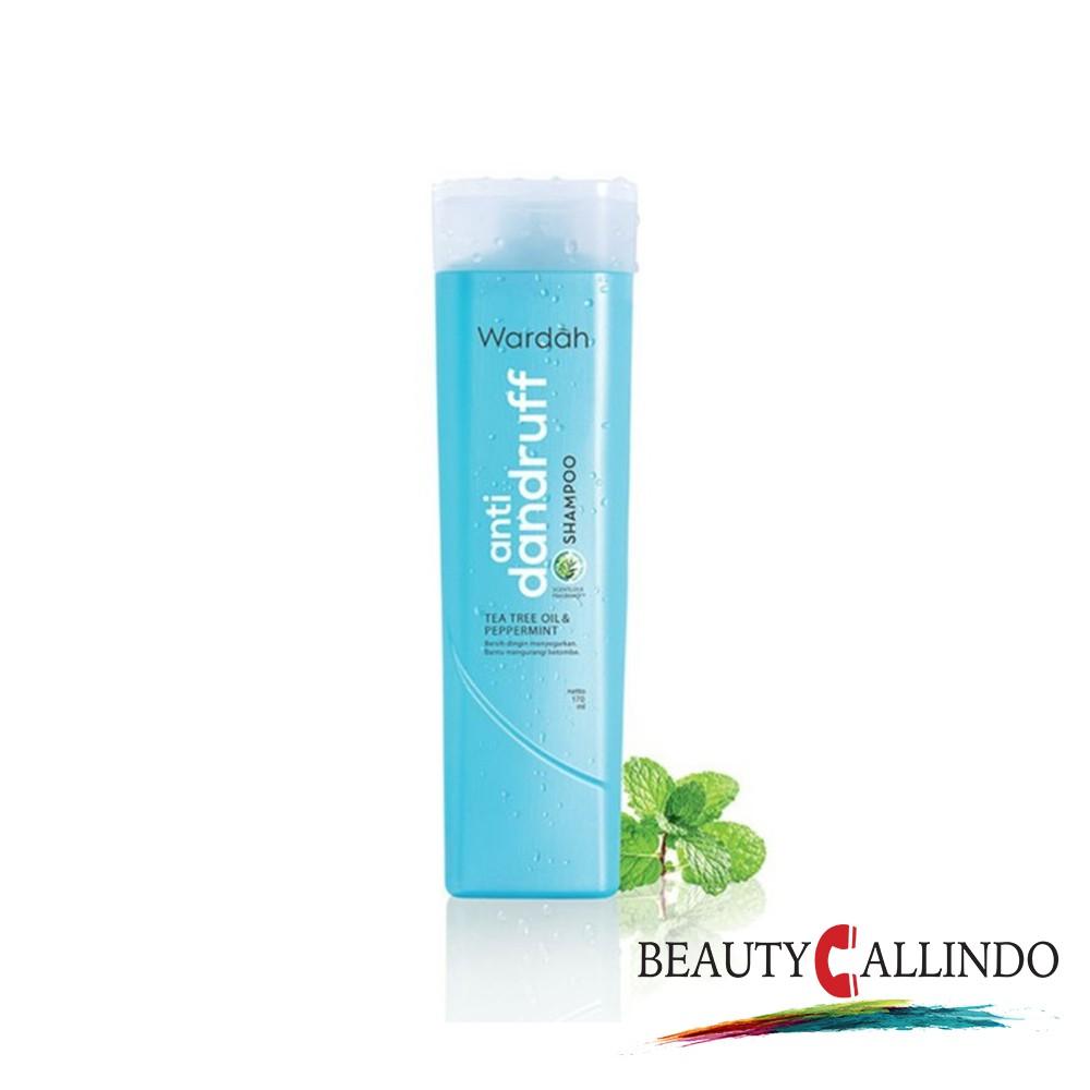 Wardah Shampoo Anti Dandruff (170ml)-1