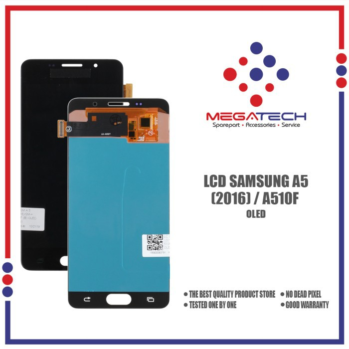 LCD+TOUCHSCREEN SAMSUNG A 5 (2016) / A 510 F OLED
