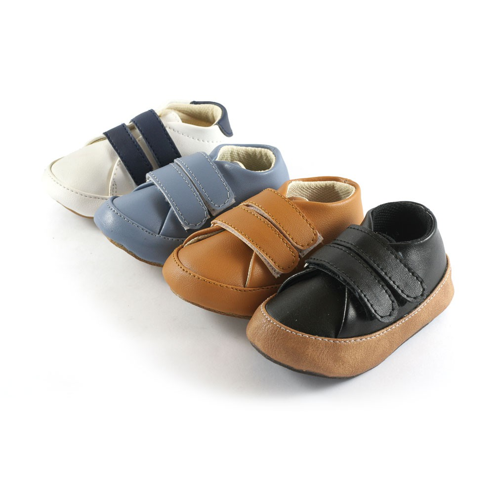 Sepatu bayi Laki laki Antislip Tamagoo Bundling Kaus kaki 3 pasang - Tommy Series   Shopee Indonesia
