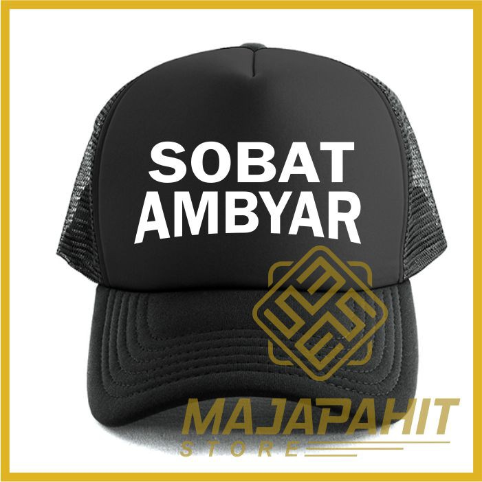 Topi Sobat Ambyar Sadbois Sadgirls Didi Kempot Shopee Indonesia