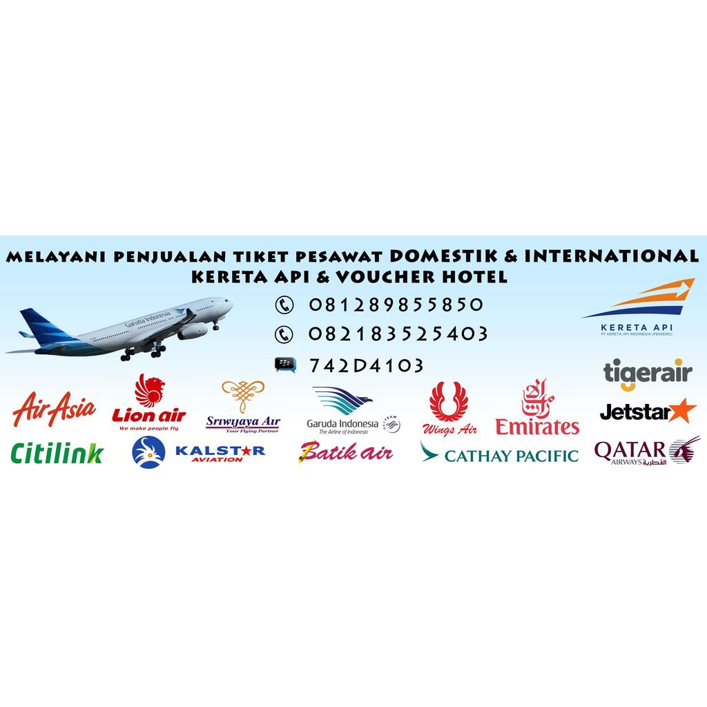 Tiket Pesawat Lion Air Jakarta Padang 8 Juni 2018 Padang