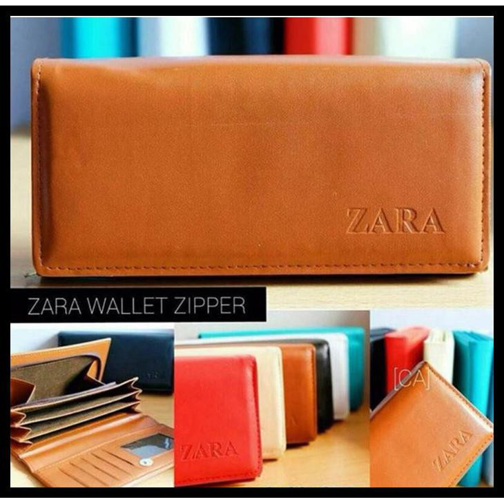 DOMPET MURAH/DOMPET WANITA/DOMPET ZARA | Shopee Indonesia -. Source · Korea Fashion Style Perempuan Baru ...