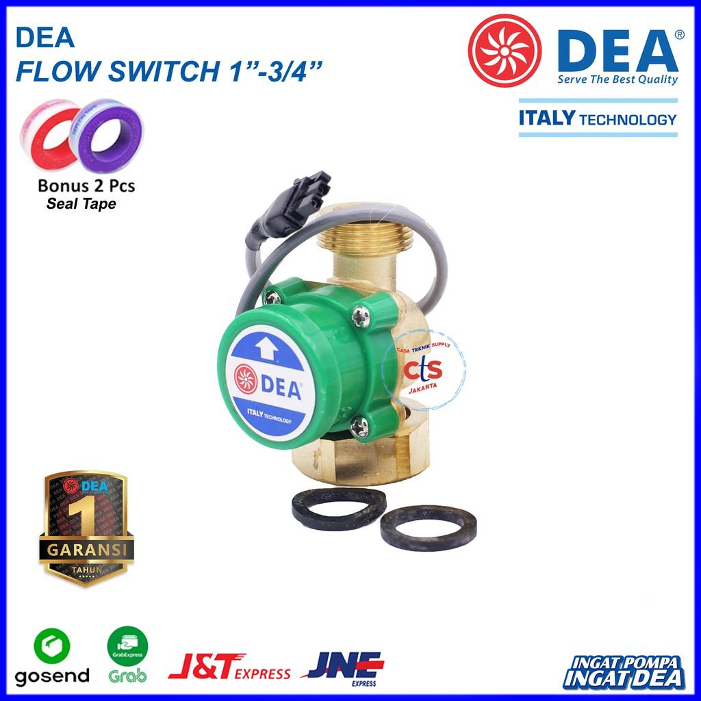 Water Flow Switch 1 3 4 Saklar Otomatis Pompa Air Bagikan Flow Switch Shopee Indonesia