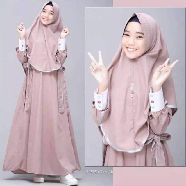 Harga Gamis Remaja Terbaik Pakaian Wanita Maret 2021 Shopee Indonesia