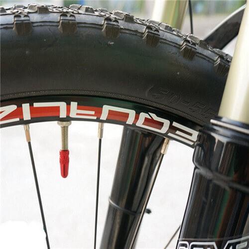 10x Bike Bicycle Fixie Presta Wheel Rim Tyre Stem Air Valve Cap Dust CoverA!