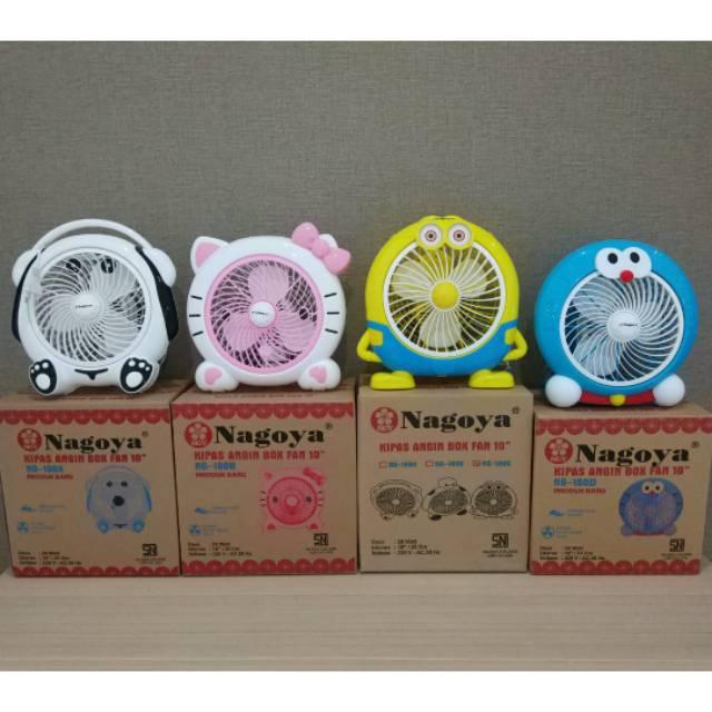 Aoyama Kipas Angin Box Fan 12 Inch  a82074f139