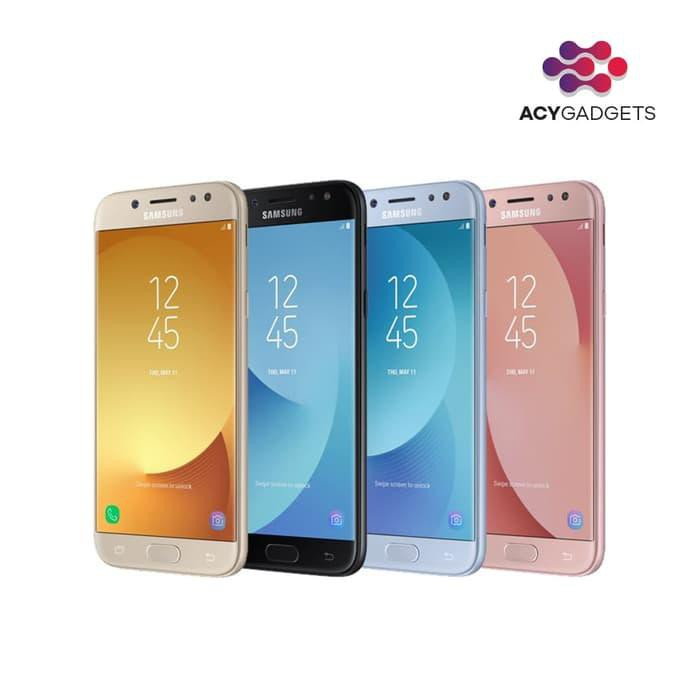 [Handphone Second] SAMSUNG GALAXY J5 PRO FULLSET HP Bekas