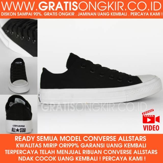 Sepatu Converse Allstar Ox Leather Special Color Grade Original Made In  Vietnam  9b1736701f